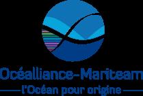 Logo Océalliance-Mariteam